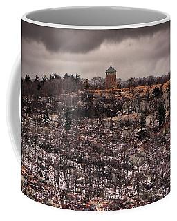 Perkins Memorial Observatory Coffee Mug by Raymond Salani III