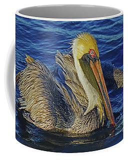 Perky Pelican II Coffee Mug by Larry Nieland