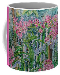 Perky Pink Phlox In A Dahlonega Garden Coffee Mug