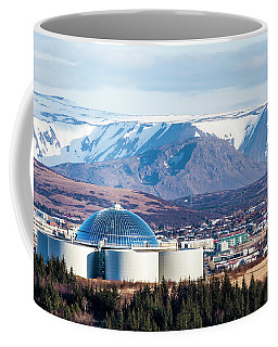 Perlan Coffee Mug by Wade Courtney