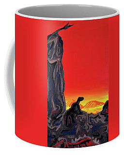 Permian Outpost Coffee Mug by Ryan Demaree