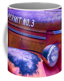 Permit No 3 Coffee Mug