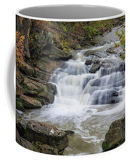 Coffee Mug featuring the photograph Perpetual Flow by Dale Kincaid