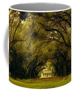 Perplexing Plantation Coffee Mug