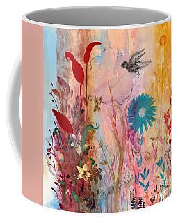 Persephone's Splendor Coffee Mug by Robin Maria Pedrero