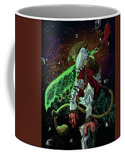 Perses God Of Destruction Coffee Mug