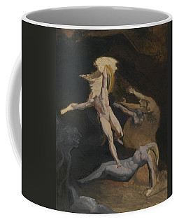 Perseus Slaying The Medusa Coffee Mug