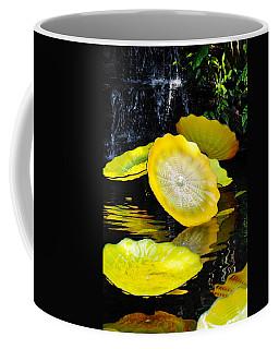 Persian Lily Pads Coffee Mug