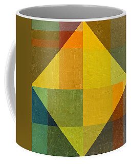 Perspective In Color Collage 2 Coffee Mug