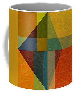 Perspective In Color Collage Coffee Mug