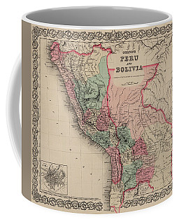 Peru And Bolivia Coffee Mug