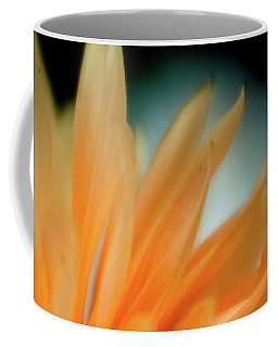Coffee Mug featuring the photograph Petal Disaray by Greg Nyquist