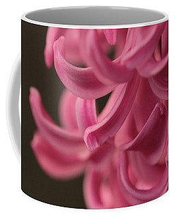 Coffee Mug featuring the photograph Petal Pointing  by Connie Handscomb