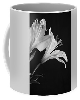 Coffee Mug featuring the photograph Petals' Light by Eric Christopher Jackson