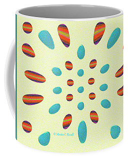 Petals N Dots P7 Coffee Mug