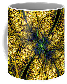 Petals Of Life Coffee Mug