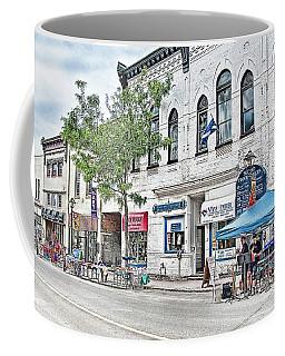 Peter Street Art Corridor Coffee Mug