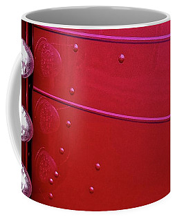 Peterbuilt Hood And Lamps Coffee Mug