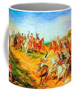 Peter's Delirium Coffee Mug