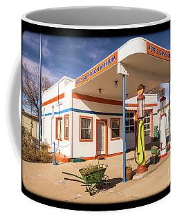 Pete's Gas Station Coffee Mug