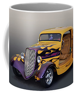 Petes Hot Rod Coffee Mug
