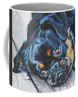 Petit Brabancon Brussels Griffon Coffee Mug