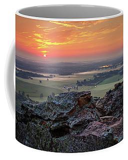 Petit Jean Sunrise Coffee Mug