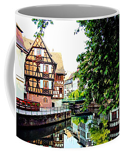 Petite France - Strassbourg, France Coffee Mug