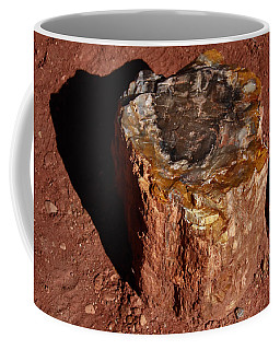 Petrified Forest Coffee Mug