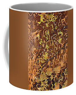 Petroglyph Records Coffee Mug