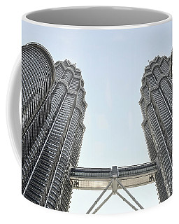 Petronas Twin Towers Coffee Mug