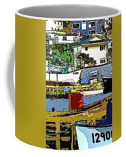 Petty Harbor Coffee Mug