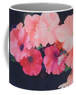 Petunias Coffee Mug