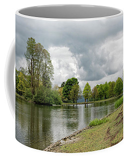 Coffee Mug featuring the photograph Petworth Lake by Michael Hope