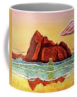 Pfeiffer Beach Big Sur Coffee Mug