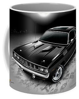 Phantasm 71 Cuda Coffee Mug