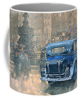 Phantom In Piccadilly  Coffee Mug