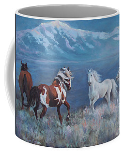 Phantom Of The Mountains Coffee Mug