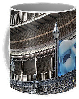 Phantom Of The Opera - Broadway Coffee Mug by Timothy Lowry