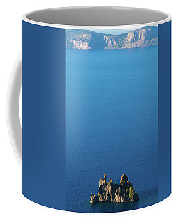 Phantom Ship Island Crater Lake National Park Oregon 2 Coffee Mug