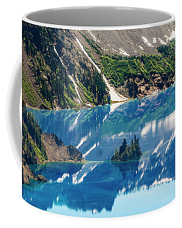 Phantom Ship Island Coffee Mug