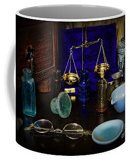 Pharmacist - Scale And Measure Coffee Mug