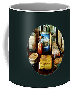Pharmacy - Cough Remedies And Tooth Powder Coffee Mug
