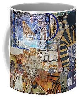 Pharonic Fantasies Of A Foolish Old Man Coffee Mug