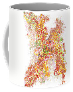 Phase Transition Coffee Mug by Regina Valluzzi