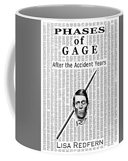 Phases Of Gage Book Poster  Coffee Mug