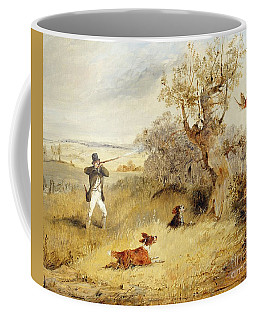 Pheasant Shooting Coffee Mug