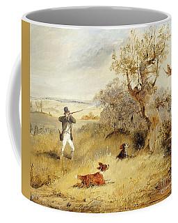 Pheasant Shooting Coffee Mug
