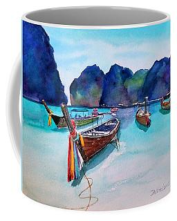 Phi Phi Island Coffee Mug