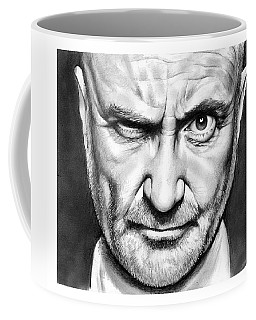 Phil Collins Coffee Mug